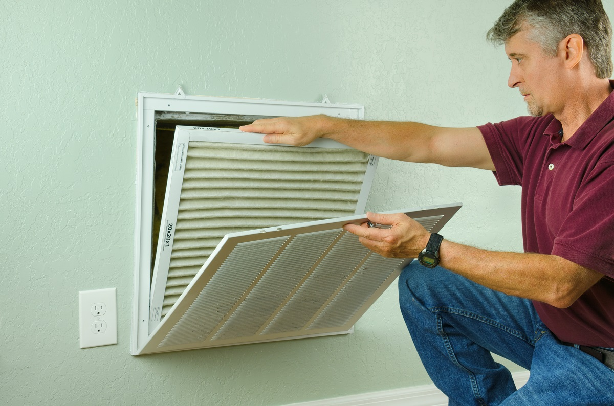 checking vent